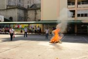HFA Observes Annual Fire Drill